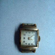 Recambios de relojes: MAQUINARIA CON CAJA RELOJ DOGG - PARA PIEZAS. Lote 56916991