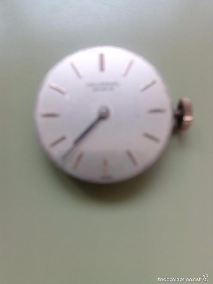 MECANISMO O MÁQUINA RELOJ UNIVERSAL (Relojes - Recambios)