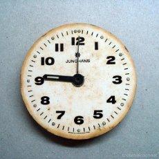 Recambios de relojes: PIEZA RECAMBIO ESFERA RELOJ JUNGHANS - 6 CM.. Lote 57562759