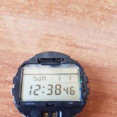Recambios de relojes: MODULO PARA RELOJ DE CABALLERO CASIO (VINTAGE) NUEVO SIN USO DE UN SERVICIO TÉCNICO RELOJERO. Lote 135925562