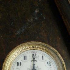 Recambios de relojes: MAQUINARIA Y ESFERA DE RELOJ DE MESA. Lote 57886445