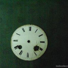 Recambios de relojes: ESFERA DE PORCELANA PARA MAQUINARIA PARIS-Nº 34-LOTE 30-. Lote 57893977