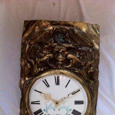 Recambios de relojes: MAQUINA DE RELOJ MOREZ. Lote 57926851
