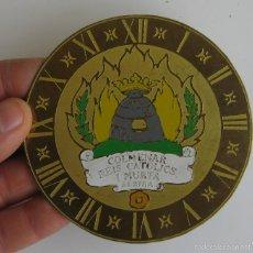 Recambios de relojes: FRONTAL IDEAL CREACION RELOJ FALLA COLMENAR ALZIRA REIS CATOLICS I MURTA. Lote 58022242