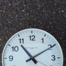 Recambios de relojes: UNION RELOJERA SUIZA RELOJ PARED 30CM. Lote 58119028
