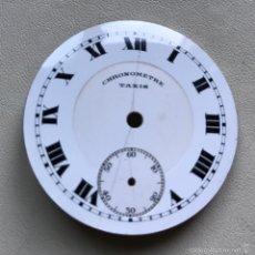 Recambios de relojes: ESFERA CHRONOMETRE TAXIS. Lote 61760590