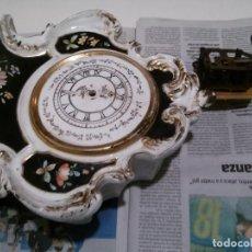 Recambios de relojes: MAQUINARIA RELOJ SOBREMESA. Lote 62924576