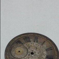 Recambios de relojes: ESFERA METÁLICA LABRADA. Lote 64008639