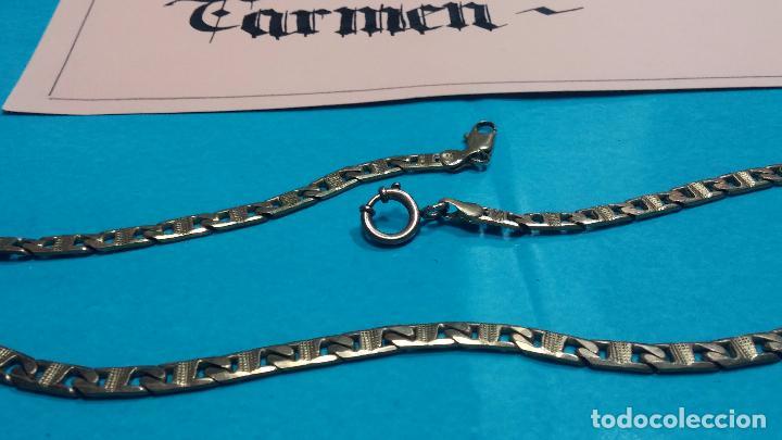 Recambios de relojes: Botita leontina o cadena dorada para reloj de bolsillo o para lo que se quiera - Foto 6 - 69725161