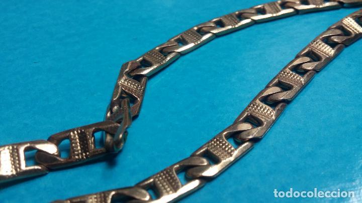 Recambios de relojes: Botita leontina o cadena dorada para reloj de bolsillo o para lo que se quiera - Foto 7 - 69725161