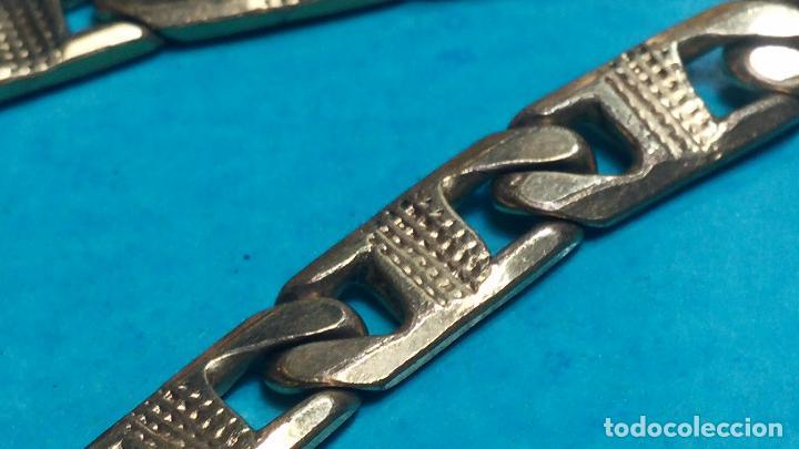 Recambios de relojes: Botita leontina o cadena dorada para reloj de bolsillo o para lo que se quiera - Foto 8 - 69725161