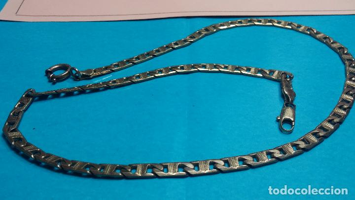 Recambios de relojes: Botita leontina o cadena dorada para reloj de bolsillo o para lo que se quiera - Foto 9 - 69725161