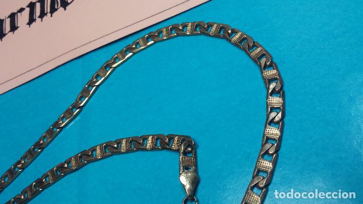 Recambios de relojes: Botita leontina o cadena dorada para reloj de bolsillo o para lo que se quiera - Foto 10 - 69725161