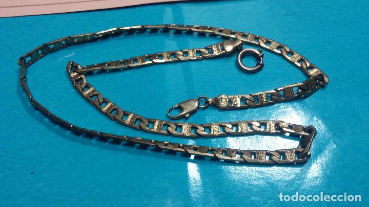 Recambios de relojes: Botita leontina o cadena dorada para reloj de bolsillo o para lo que se quiera - Foto 13 - 69725161