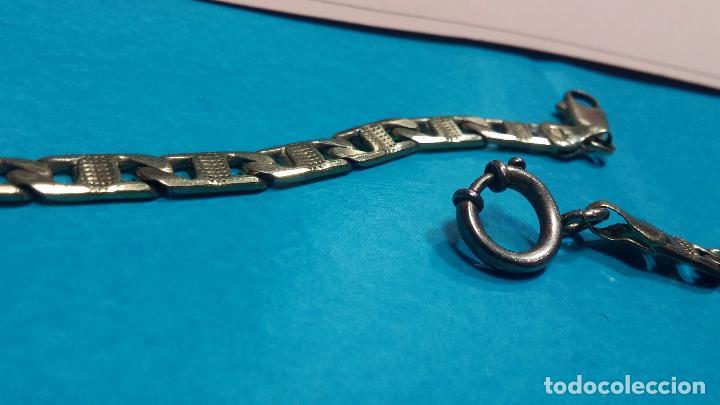 Recambios de relojes: Botita leontina o cadena dorada para reloj de bolsillo o para lo que se quiera - Foto 17 - 69725161