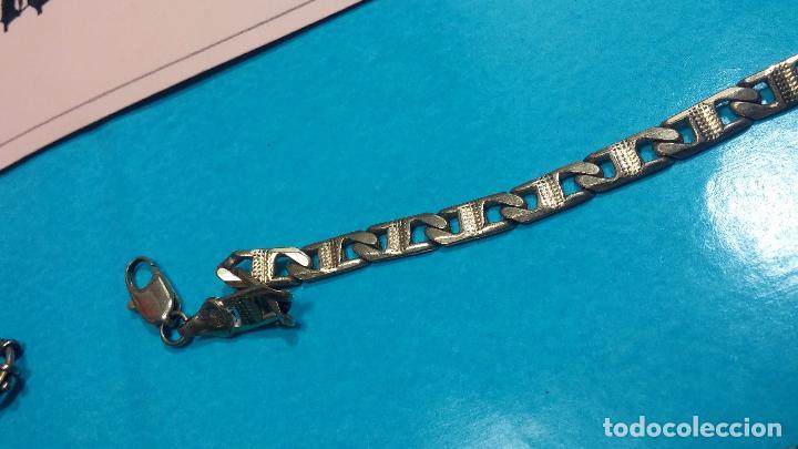 Recambios de relojes: Botita leontina o cadena dorada para reloj de bolsillo o para lo que se quiera - Foto 22 - 69725161