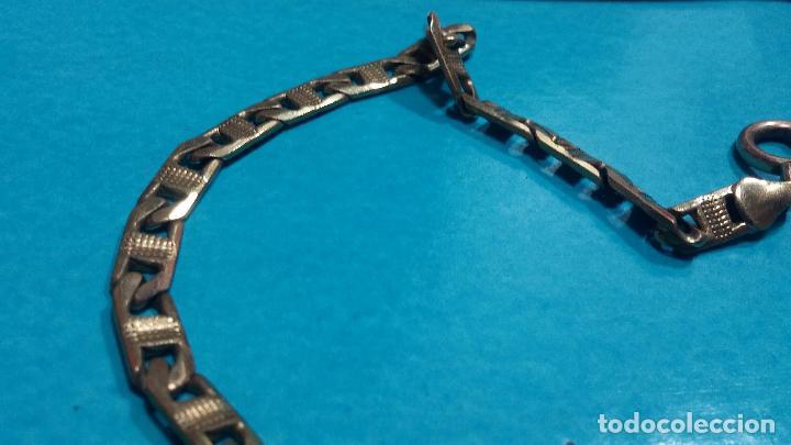 Recambios de relojes: Botita leontina o cadena dorada para reloj de bolsillo o para lo que se quiera - Foto 23 - 69725161