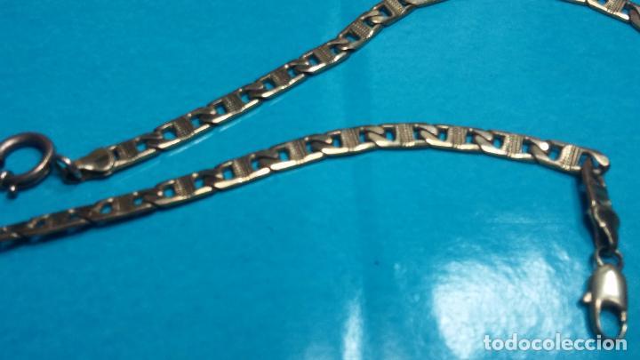 Recambios de relojes: Botita leontina o cadena dorada para reloj de bolsillo o para lo que se quiera - Foto 25 - 69725161