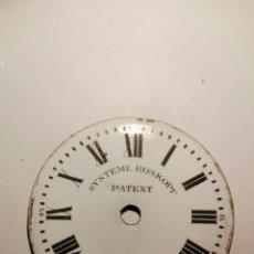 Recambios de relojes: FRONTAL RELOJ SYSTEME ROSKOPF. Lote 69813870