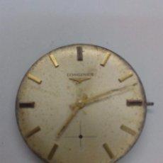 Recambios de relojes: MECANISMO O MÁQUINA RELOJ LONGINES 490. Lote 74071491
