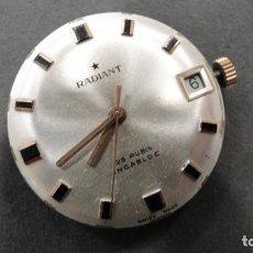 Recambios de relojes: MECANISMO AUTOMÁTICO RADIANT. Lote 78133709