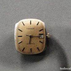 Recambios de relojes: MECANISMO RELOJ SRA. AUTOMÁTICO MARCA TISSOT. Lote 79877433
