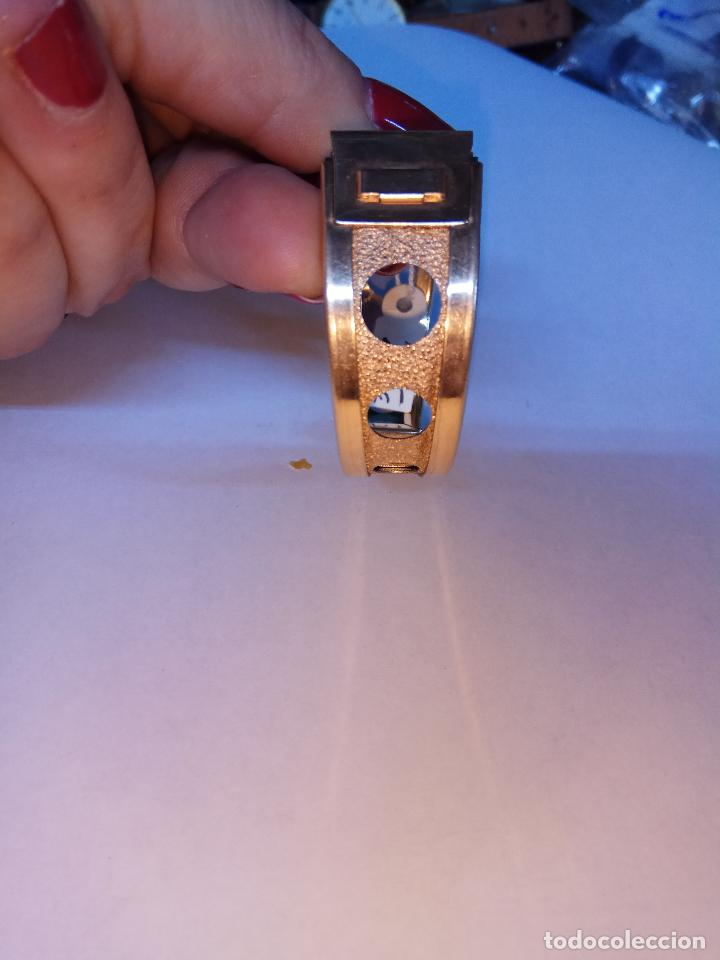 Recambios de relojes: PULSERA RÍGIDA DE RELOJ CON ARMIS - Foto 4 - 81826312