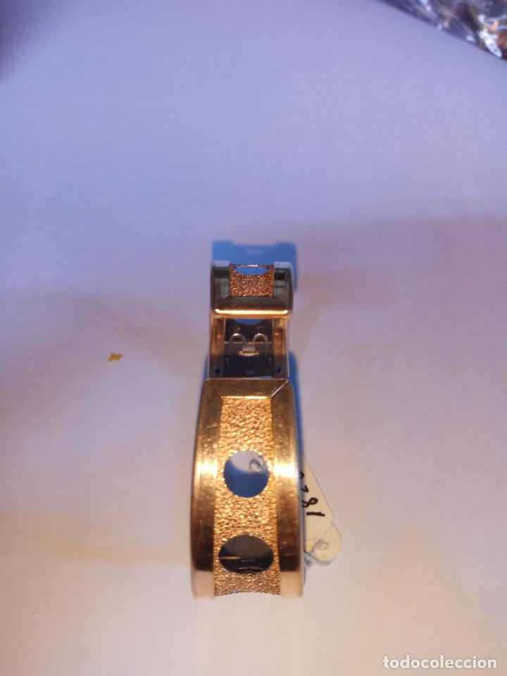 Recambios de relojes: PULSERA RÍGIDA DE RELOJ CON ARMIS - Foto 6 - 81826312