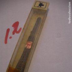 Recambios de relojes: ANTIGUA CORREA PARA RELOJ - ENVIO GRATIS A ESPAÑA. Lote 82667564