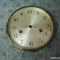 Recambios de relojes: ESFERA PFEILKREUZ PARA ENCASTRAR , CON CRISTAL, LOTE 45. Lote 82729564