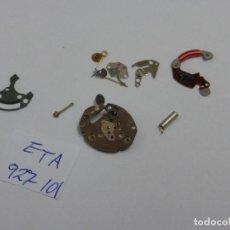 Pièces de rechange de montres et horloges: ETA 927 101. Lote 83139796