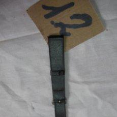 Recambios de relojes: ANTIGUA CORREA PARA RELOJ MARCA CAUNY - ENVIO INCLUIDO A ESPAÑA. Lote 83607772