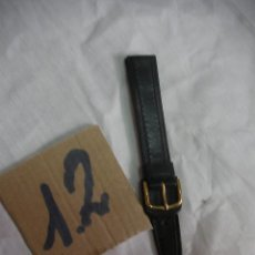 Recambios de relojes: ANTIGUA CORREA PARA RELOJ - ENVIO INCLUIDO A ESPAÑA. Lote 83607860