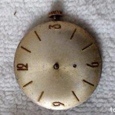 Recambios de relojes: PIEZAS RELOJ DUWARD 15 JEWELS VER FOTOS. Lote 83860464