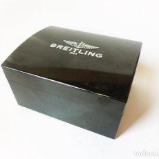 Recambios de relojes: CAJA O ESTUCHE DE RELOJ BREITLING DE BAQUELITA. Lote 83898016