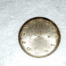 Recambios de relojes: ESFERA RELOJ CAUNY. VER FOTOS,. Lote 84238980