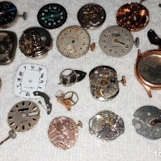 Recambios de relojes: LOTE PIEZAS RELOJES, MUJER,, . VER FOTOS,. Lote 84242372