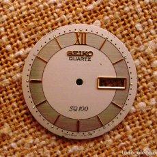 Recambios de relojes: ESFERA MARCA SEIKO QUARTZ. Lote 86872372