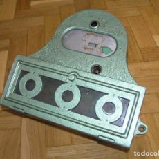 Recambios de relojes: RELOJ PARA EL JUEGO DEL BILLAR - TAXI - BILLARD - TAXI BILLIARD CLOCK - DE LOS AÑOS 50-60. Lote 87063952