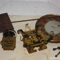 Recambios de relojes: GRAN LOTE DE 6 PIEZAS PARA RELOJES ANTIGUOS LOTE 52. Lote 89727928