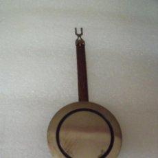 Recambios de relojes: AANTIGUO PENDULO RELOJ REGULADOR JUNGHANS- AÑO 1920- LOTE 57. Lote 91948485