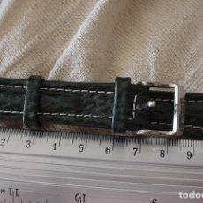 Recambios de relojes: CORREA NUEVA LOTUS DE CUERO. Lote 93068850