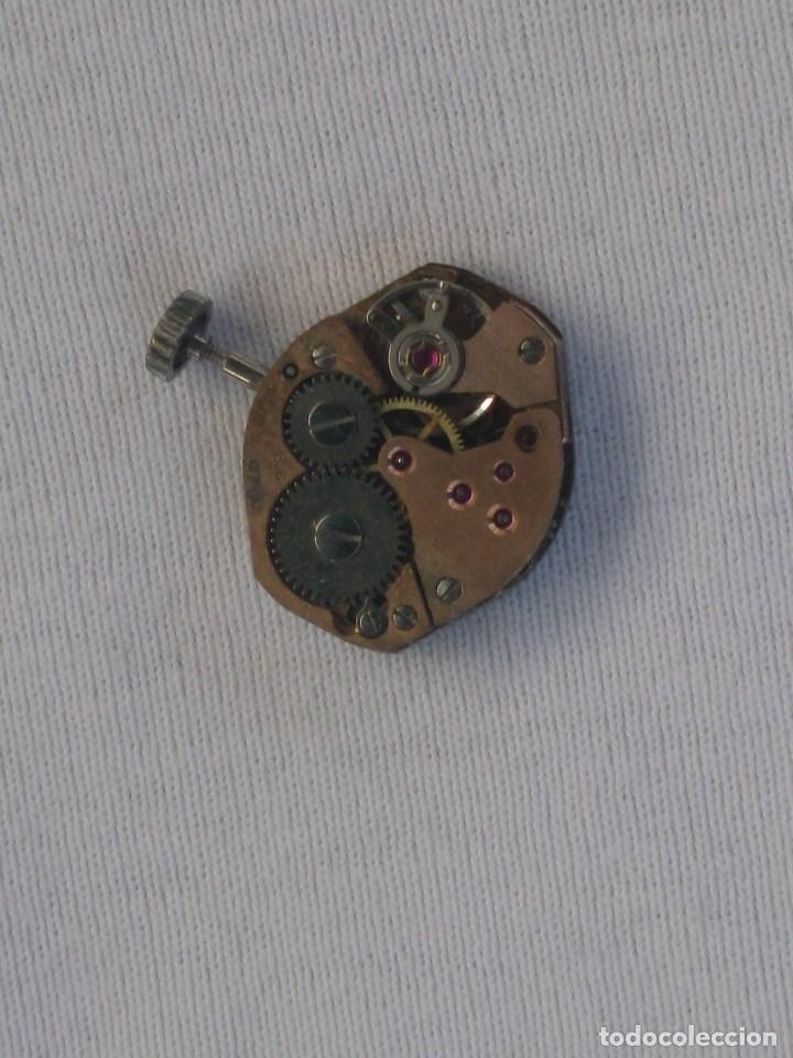 Recambios de relojes: Lote de 5 relojes antiguos Suizos para restaurar o piezas - Foto 5 - 93289795