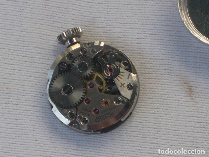 Recambios de relojes: Lote de 5 relojes antiguos Suizos para restaurar o piezas - Foto 6 - 93289795