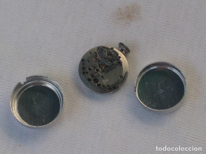 Recambios de relojes: Lote de 5 relojes antiguos Suizos para restaurar o piezas - Foto 7 - 93289795