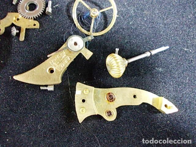 Recambios de relojes: ANTIGUAS PIEZAS DE RELOJ DE BOLSILLO PARA REPARACIONES - Foto 2 - 94150150