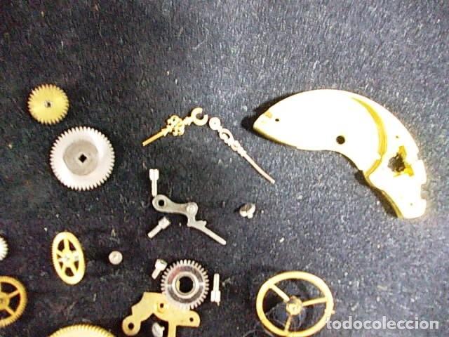 Recambios de relojes: ANTIGUAS PIEZAS DE RELOJ DE BOLSILLO PARA REPARACIONES - Foto 3 - 94150150