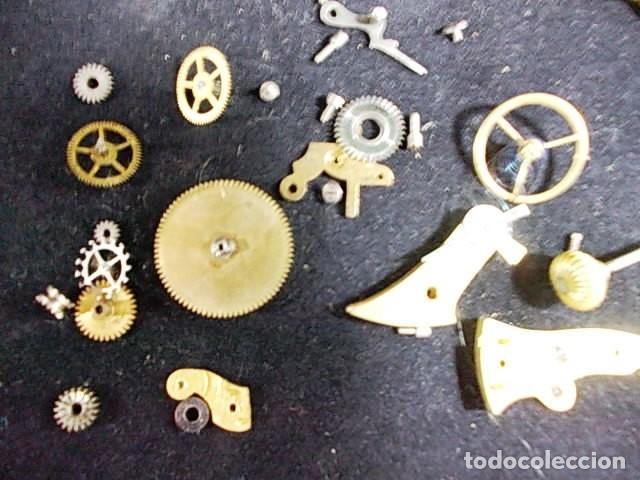 Recambios de relojes: ANTIGUAS PIEZAS DE RELOJ DE BOLSILLO PARA REPARACIONES - Foto 4 - 94150150