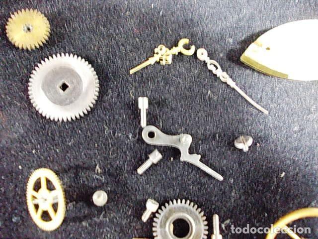 Recambios de relojes: ANTIGUAS PIEZAS DE RELOJ DE BOLSILLO PARA REPARACIONES - Foto 5 - 94150150