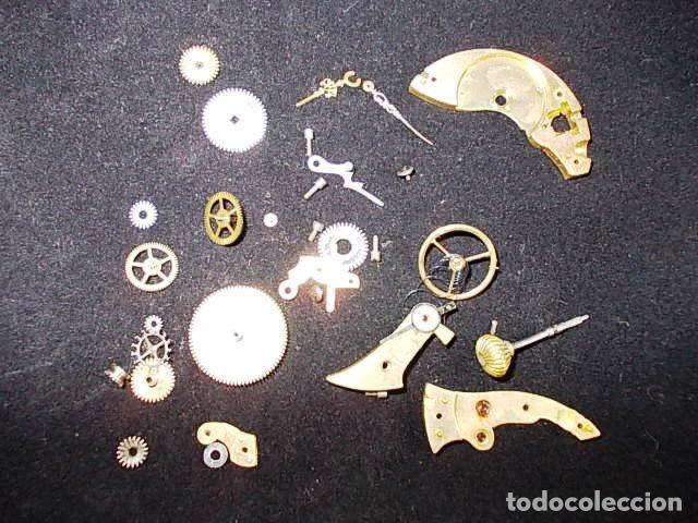 Recambios de relojes: ANTIGUAS PIEZAS DE RELOJ DE BOLSILLO PARA REPARACIONES - Foto 6 - 94150150